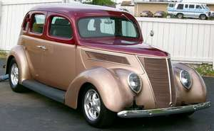 ford 1937 coupe