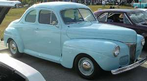 ford 1941 coupe