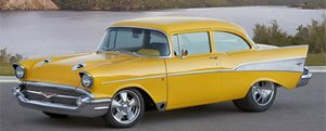 chevy 57 project X