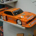 carrosserie 1:5 ford capri zakspeed jagermeister