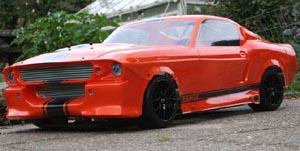 mustang GT500 1/5