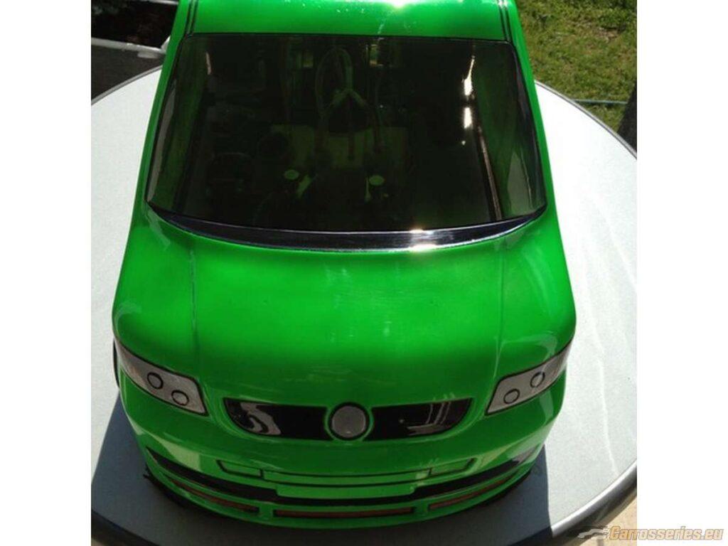 carrosserie MCD vw transporter