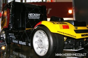 carrosserie camion 1:6 team fg